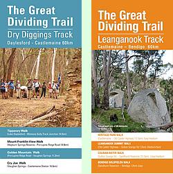 Goldfields Tracks maps